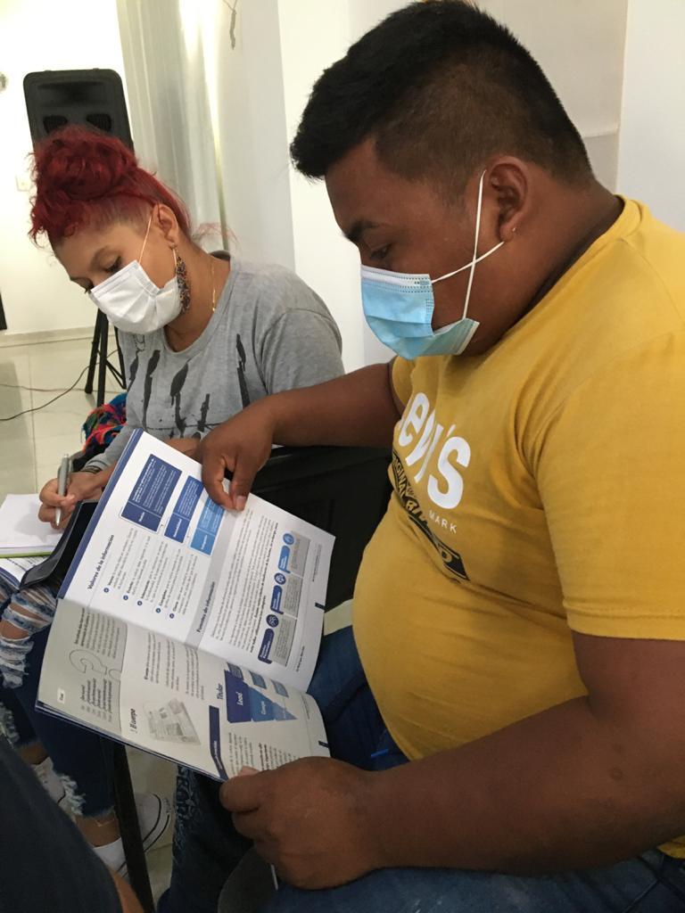 Reporteros comunitarios del Bajo Cauca y Nordeste Antioqueño fortalecen sus habilidades comunicativas para contar las historias de los PDET