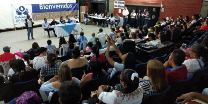 Las instituciones necesitan articularse más con las mesas de víctimas en el país